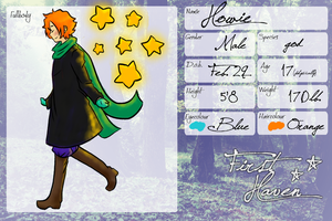 First-Haven AppExample: Howie by Zanyzarah