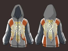 Hoodies of Thedas: Kirkwall City Guard by tviolaceus