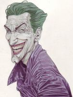 The Joker by timothygreenII