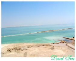 Israel: Dead Sea by Hitsugaya-Girl