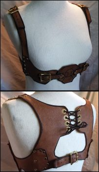 The Adventurer's Harness by TormentedArtifacts
