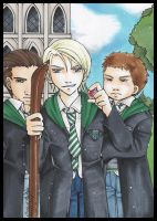 HP1:Malfoys got the Remembrall by Marauders-Map