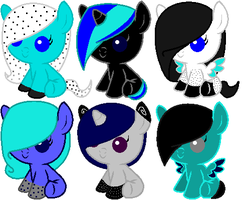Blizzard x Mint Cream breedable sheet-OPEN by TheWhisperingShadows
