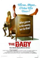The Baby Movie Poster by derrickthebarbaric