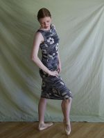 Flower Dress Stock 5 by chamberstock