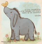 A little thought from Eeyore by x-SquishyStar-x