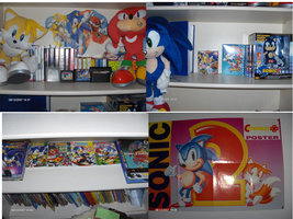 My Sonic's Collection 1 by Joellinathedog