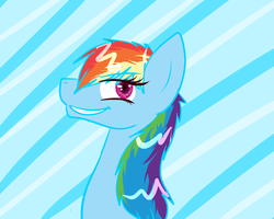 Rainbow Wow by LastbutnotAlise