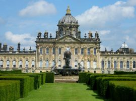 Castle Howard Stock 2 by Queenselphie