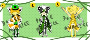 Cafe Dolce Avarice: Bishounen Adopts 1 CLOSED by DolceAvarice