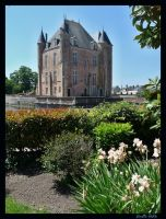 Chateau de Bellegarde 6 by Alouette-Photos
