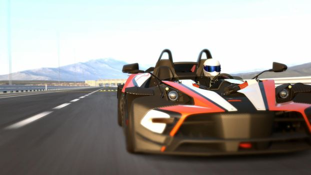 Gran Turismo 6: Launch of speed by DragacaneSTL