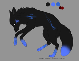 Tribal Wolf (CLOSED) by AcidicAdopts