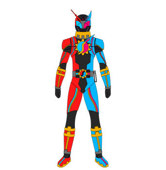 Kamen Rider Build Fan Design ~ My Version by JoinedZero
