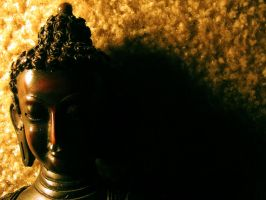 Buddha 3 by meathive
