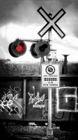 Railroad Xing by melissa3339