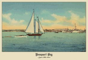 Newport Bay by ironman8855