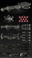 Presentation - Corellian CR90E by dlamont