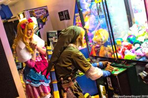 Katsucon 2015 - Zelda May Cry(PS) 24 by VideoGameStupid