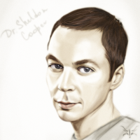 Dr. Sheldon Cooper by 19MiM90