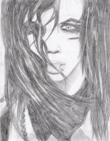 Andy Biersack by Peachhi