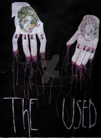 The Used Shirt Entry. by abovemichelle