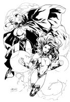 Titans by manulupac