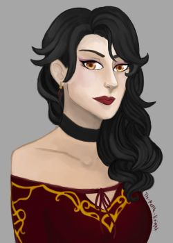 Cinder Fall by The-Nettle-Knight