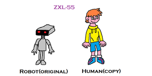 ZXL-55 humanised by scifiguy9000