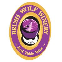 Brush Wolf Winery Logo by tjgitter