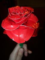 Classic Rose by DuckTape-Rose