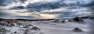 Ft. Pickens National Sea Shore by DieselFuel