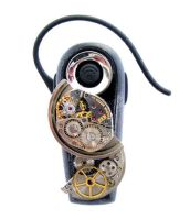 Steampunk Bluetooth Headset by Create-A-Pendant