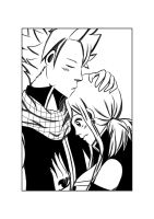 Let me love you: Nalu by sandra020