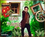 Aidan Turner blend 22 by HappinessIsMusic