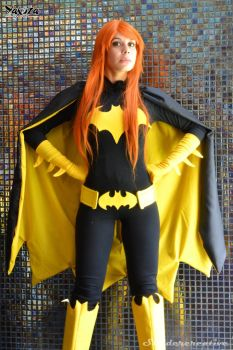 Barbara Gordon by BloodyChibi