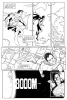 Superman pg 1 by AndrewKwan