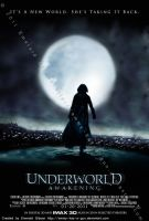 Underworld: Awakening Poster by Emmy-has-a-Gun