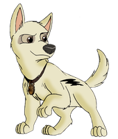 Bolt by The101stDalmatian