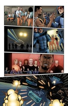 10 Years To Freedom Page 5 by 13aivan