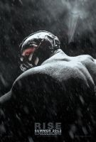 "The Dark Knight Rises ""Bane"" by TheKidFlames"