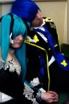Vocaloid: Cantarella by Rose-Curel