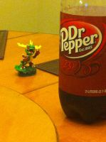 The Holy Dr. Pepper by Zorceus