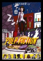 Pulp Fiction by stayte-of-the-art