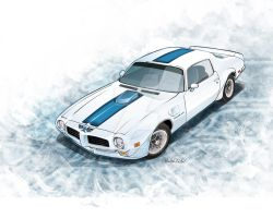 '73 455 HO Firebird by CouncilC