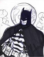 Batman by 5000WATTS