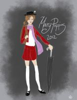 Modern Mary Poppins by Sehad