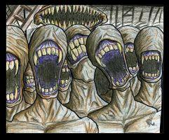 Timbo's demons by albreech