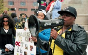 Baltimore - Peaceful Protest - April 25 by maxlake2