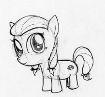 Filly Granny Smith by Syggie